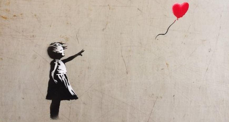 Bansky, king of streetart