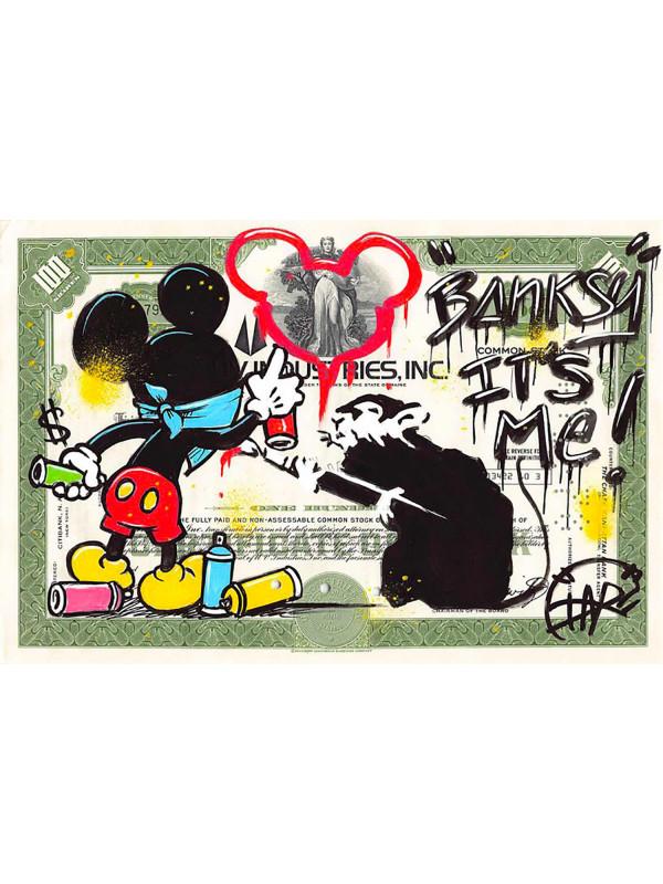 Banksy It's Me!