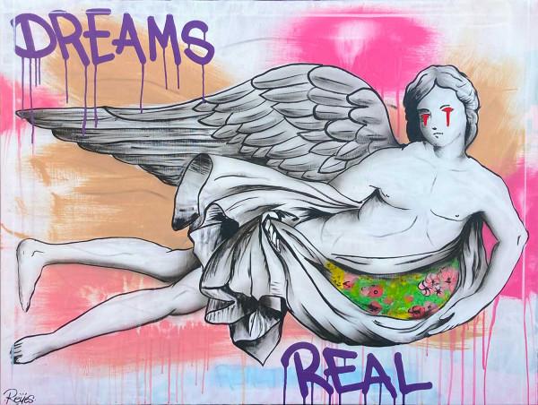 Lauviah l'ange des rêves
