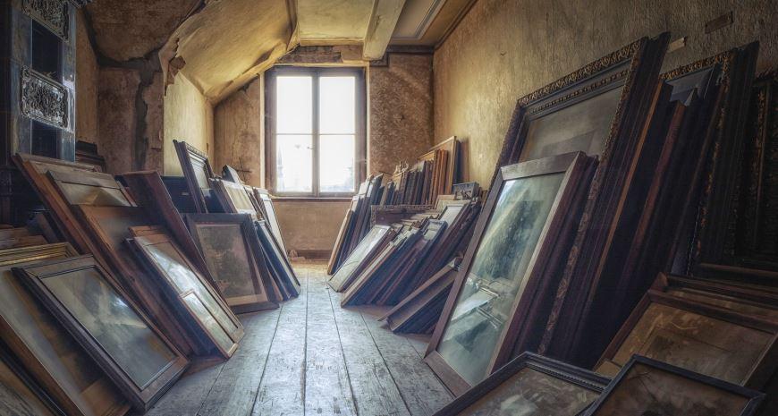 Protéger et nettoyer des oeuvres d'art