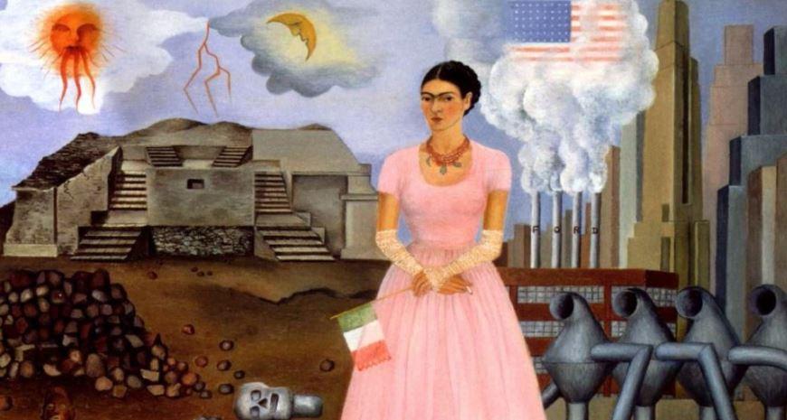 La vie et l'oeuvre de Frida Kahlo