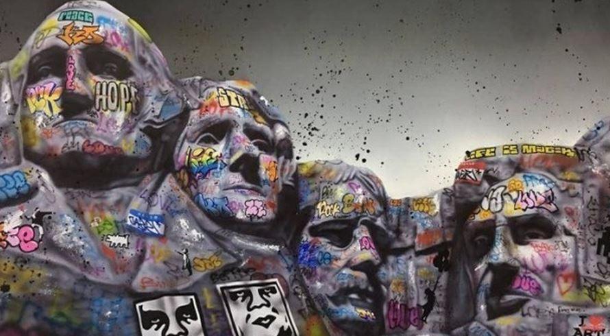 Les présidents américains dans l'Histoire de l'art