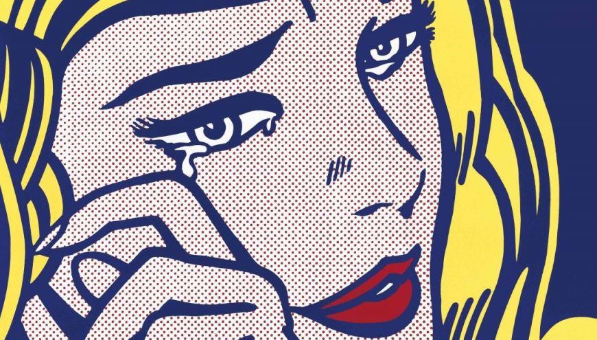 Roy Lichtenstein et le pop art en 10 oeuvres