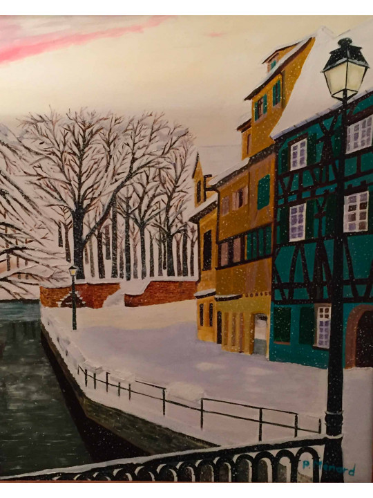 Village d'Alsace