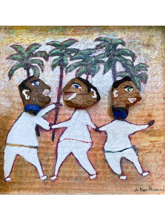 3 danseurs
