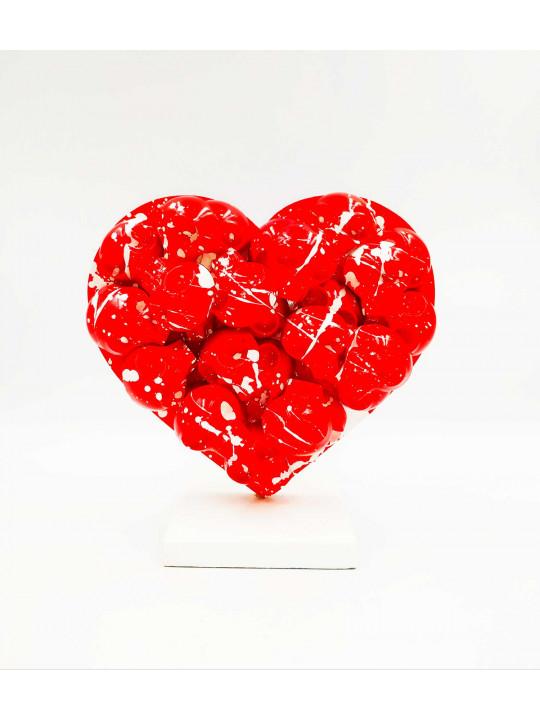 TROPHEE HEARTSKULL 3D