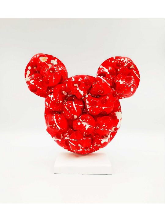 TROPHEE MICKEYSKULL 3D