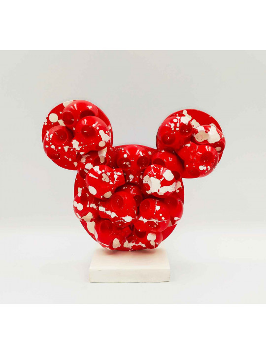 Trophée Mickey Skull