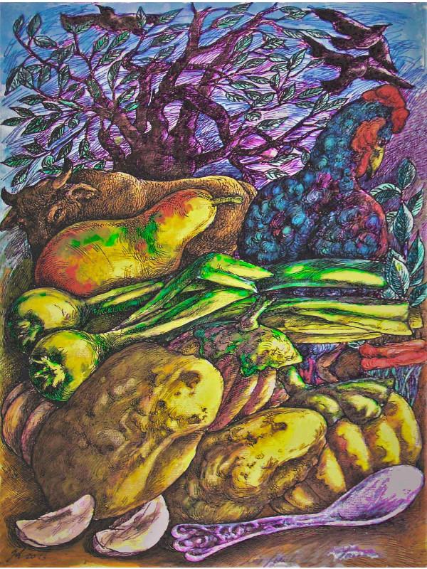 Les fruits de la terre