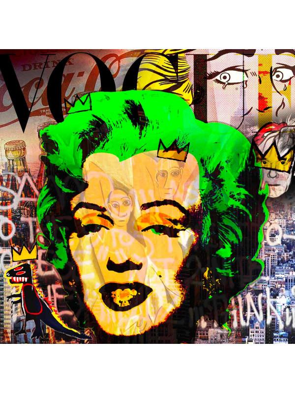 Marilyn downtown
