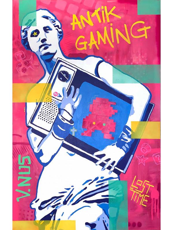 V. NUS : antik gaming