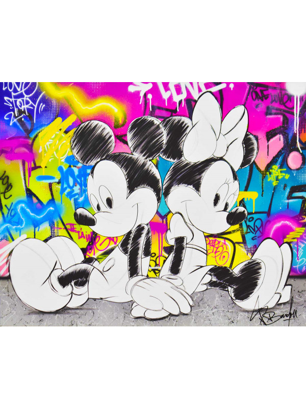 MINNIE AND MICKEY FOREVER