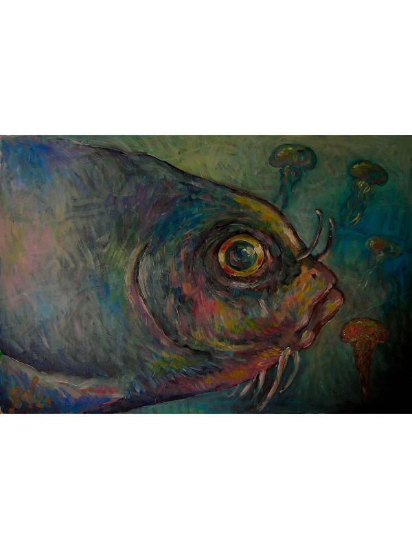Portrait de la mer