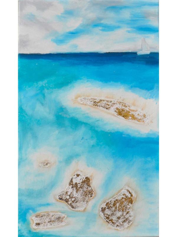 Morpion island