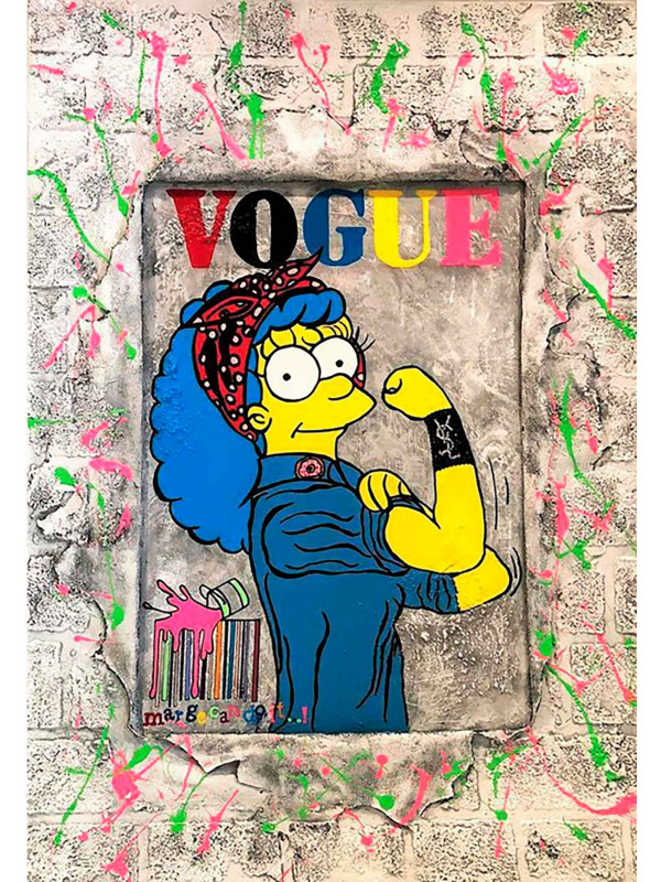 Marge can do it