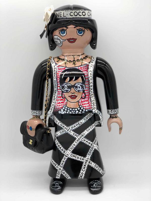 Playmobil Coco Chanel class