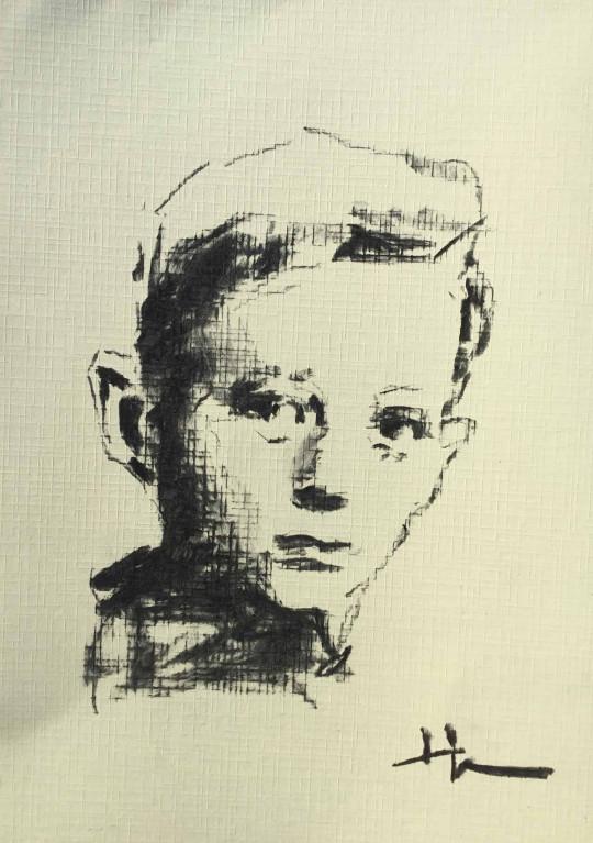 Textured 10 : Little Boy