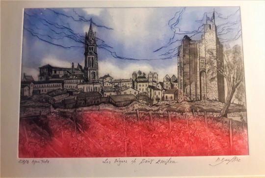 Les Vignes de Saint Emilion