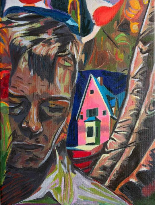 Paint Color Men 1