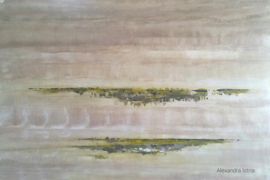 Marine abstraite