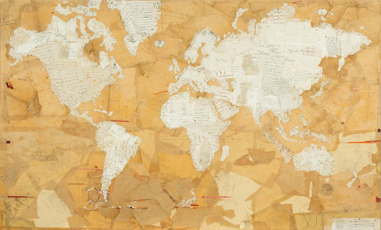 Mapa sin fronteras