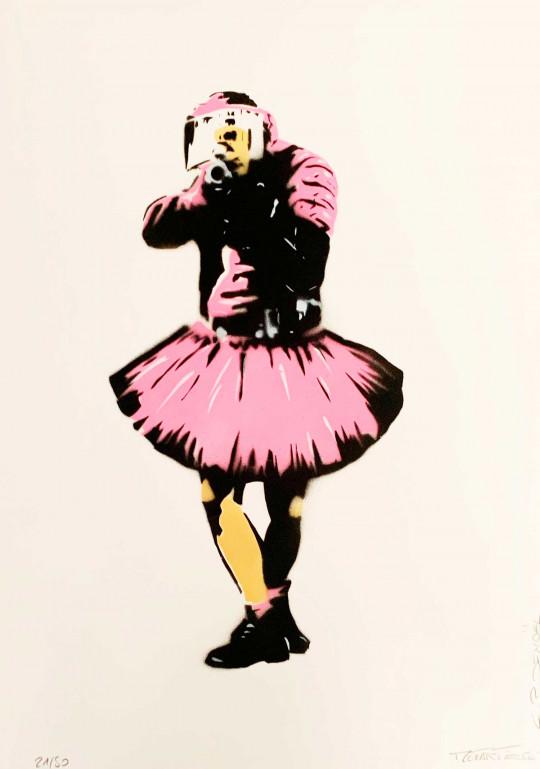 Pink Cop