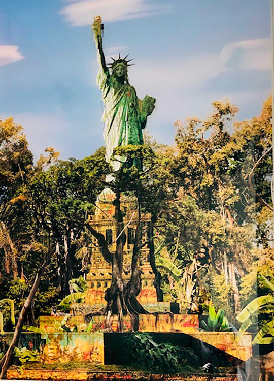 New York liberté chérie Made in France
