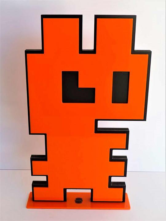 Invader XXL ( Spécial Edition - Plexiglass )