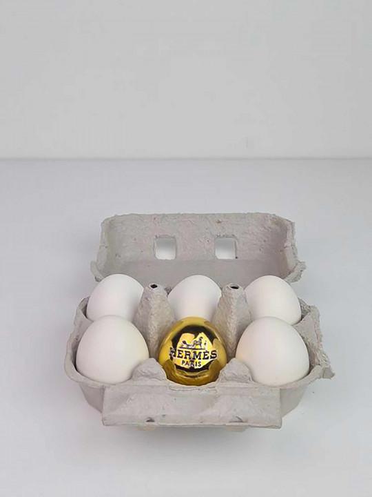Eggs Hermes