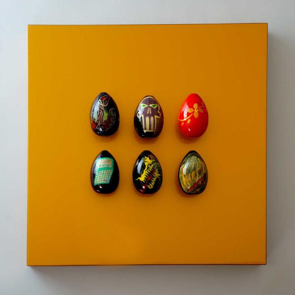 6 œufs, or N°3