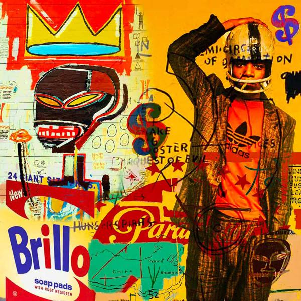 Paramount Basquiat