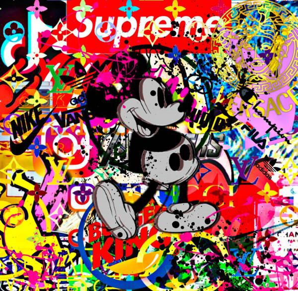 Mickey Supreme
