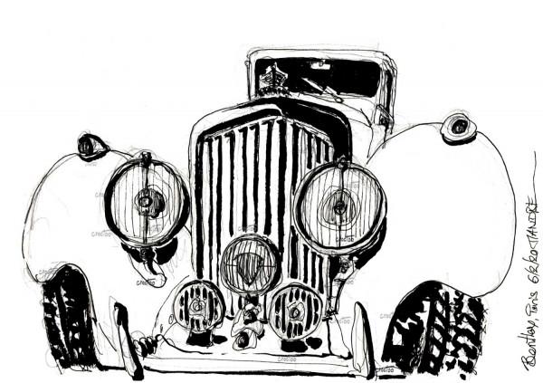 La Bentley