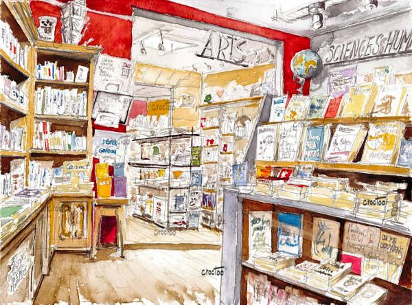 Librairie Les Saisons - Beaux Arts