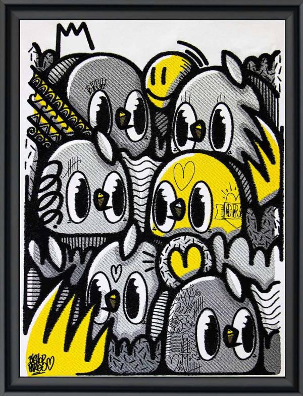 Yellow Birds, 2021