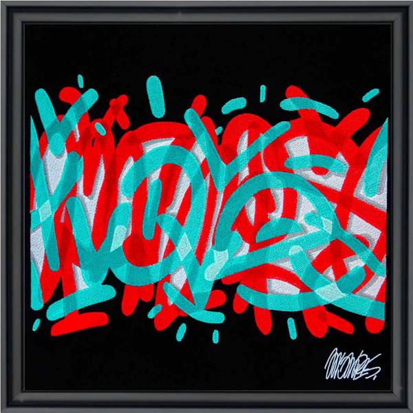 Momies Graffito