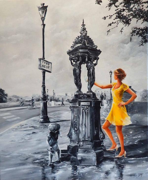 Un été à Paris (Pont Neuf)