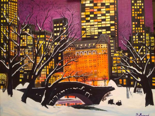 Décembre, Central Park