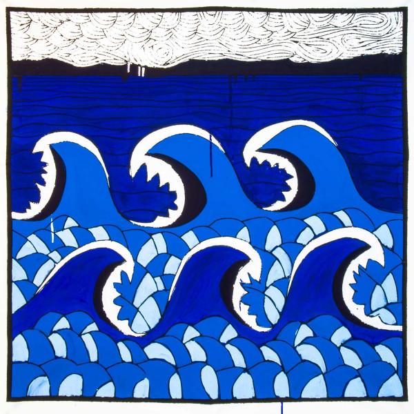 Vagues bleues, série exit