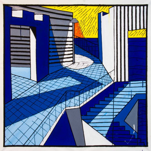 Muraille bleue, exit serie