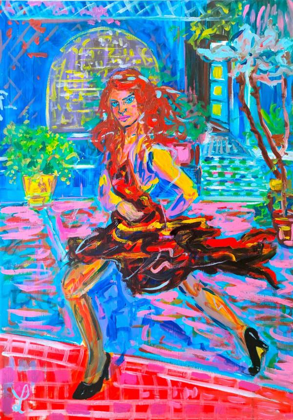 Danse Vibratoire