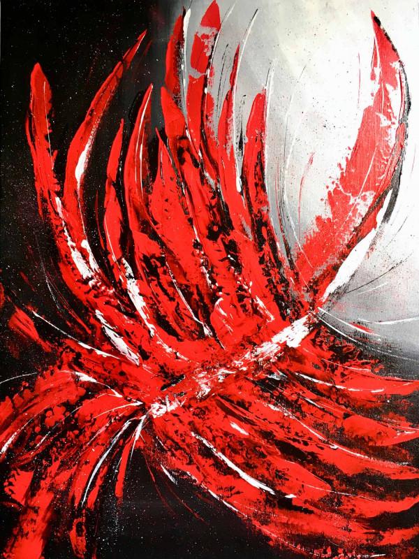 L Aigle rouge
