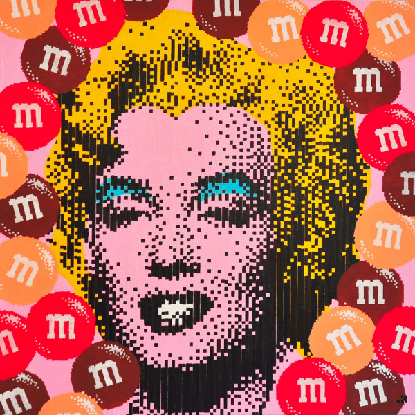 Marilyn&Monroe's