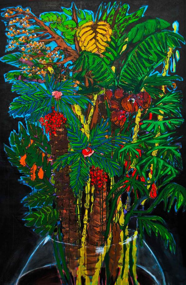 Bouquet de jungle