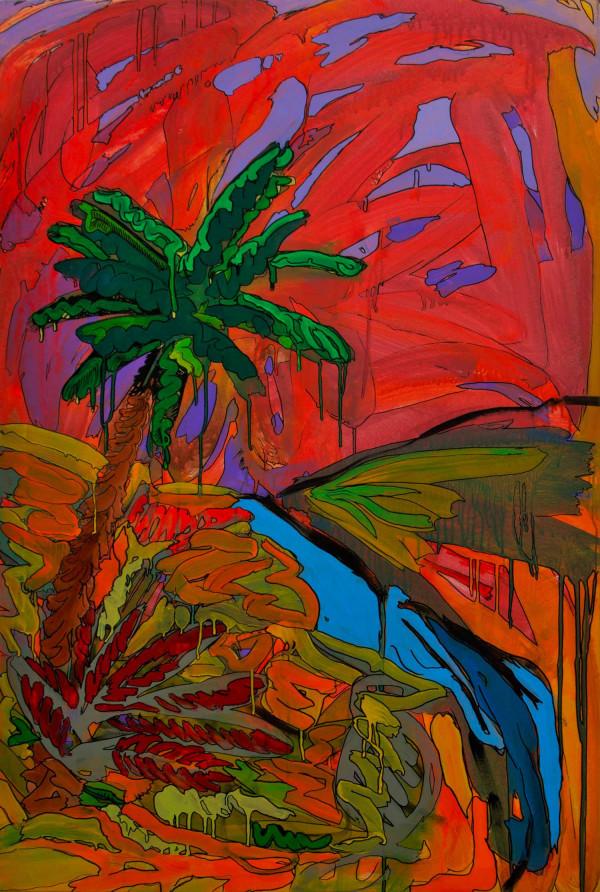 Palmier, oasis