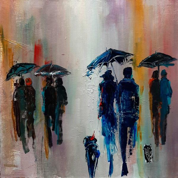Sous les Parapluies (réf.1076)