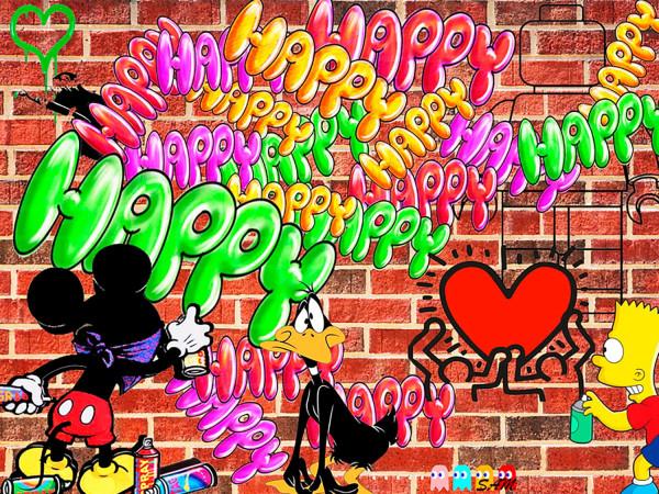 Happy Graff Attack