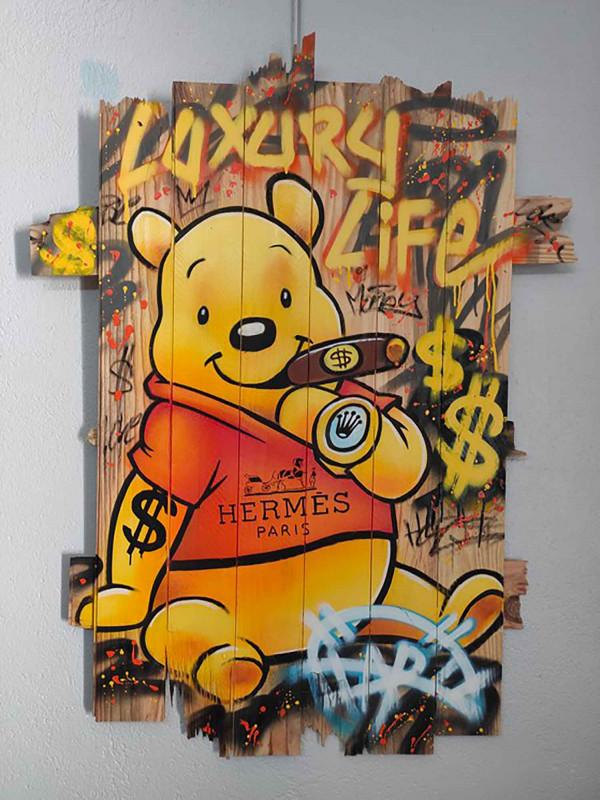 Bear Luxury Life