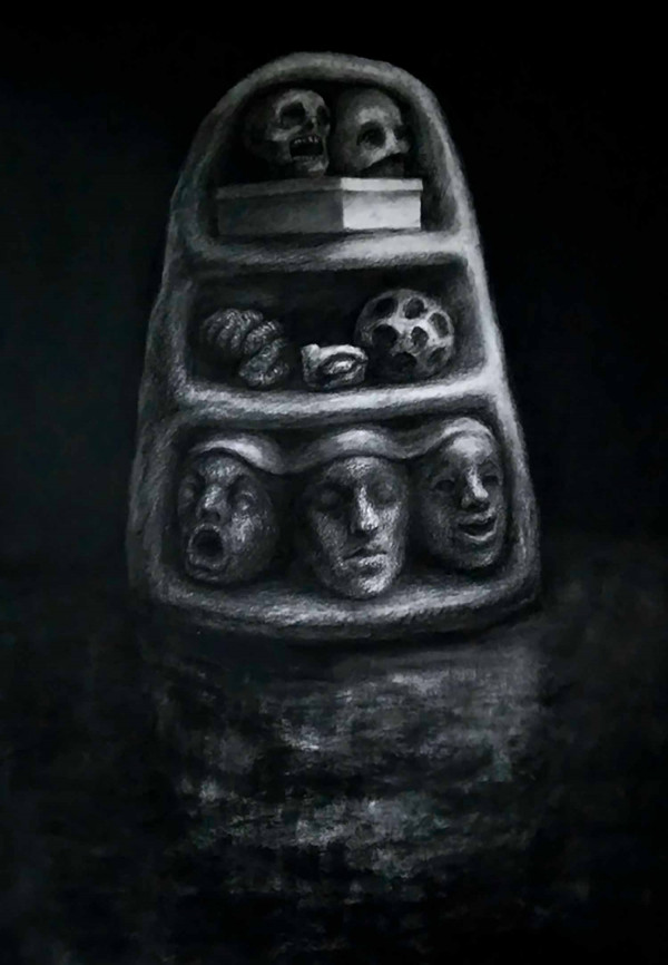 Statue Menhir 4