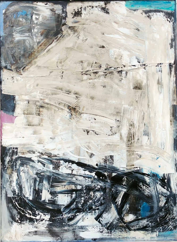 Wild Abstract En Noir et Blanc